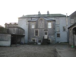 Huset som inspirerat mig till boken