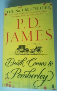 Death comes to Pemberley av PD James