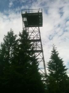 Utkikstornet på Himmelsberget